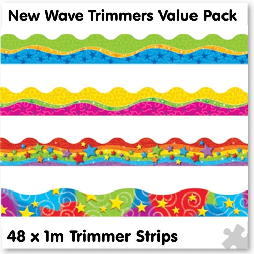New Wave Terrific Trimmers Value Pack